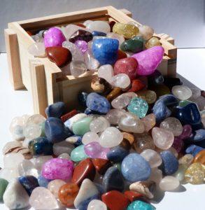 pierres roulees